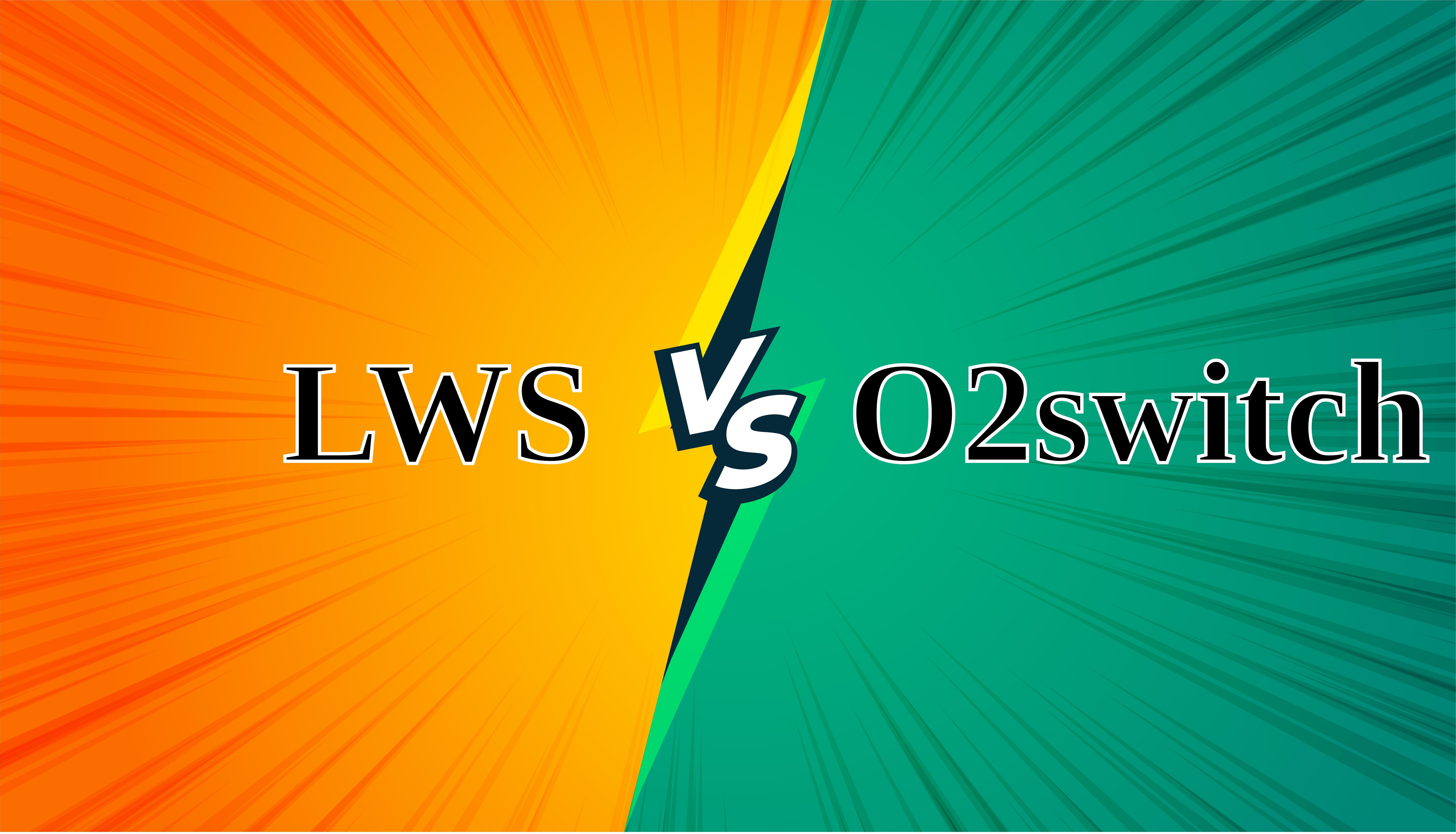 LWS vs O2switch